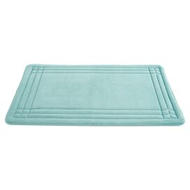 Carolyn Embossed Memory Foam Bath Mat