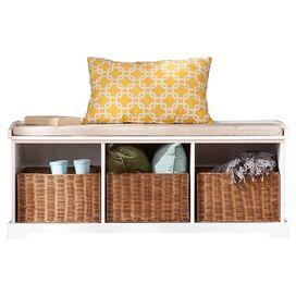Isaacs Storage Bench