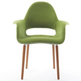 Conrad Arm Chair in Green