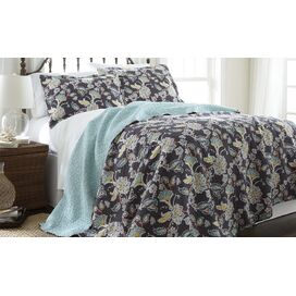 Allison Reversible Quilt Set