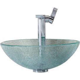 2-Piece Aida Sink & Faucet Set