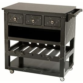 Zane Serving Cart