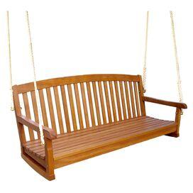 Balau Porch Swing