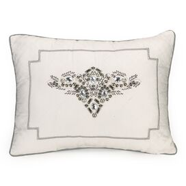 Bianca Emblematic Envy Decorative Lumbar Pillow