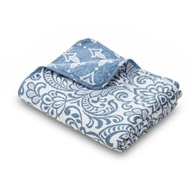 Gia Quilted Throw