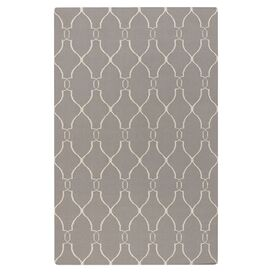 Mina Rug in Light Gray