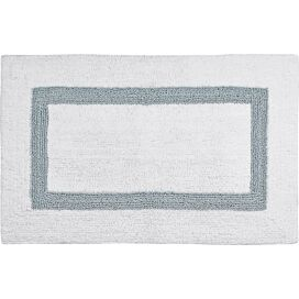 Hotel Bath Mat in Blue