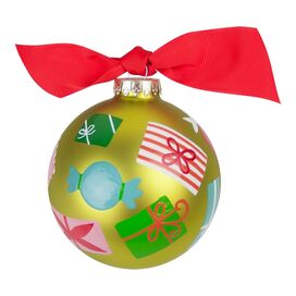Wrapped Gifts Ornament