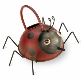 Pretty Ladybug Watering Can