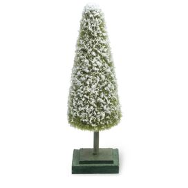Faux Evergreen Cone Topiary