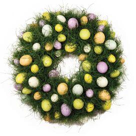 Faux Egg Wreath