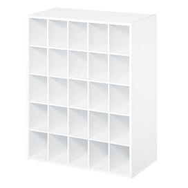 25 Shoe Cube Organizer