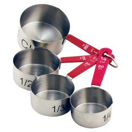 4-Piece Measuring Cup Set