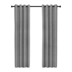 Mineral Grommet Curtain Panel