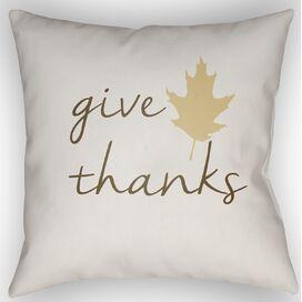 Oak Leaf Indoor/Outdoor Pillow