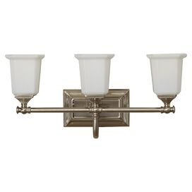 Gorste 3 Light Bath Vanity Light