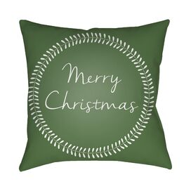 Merry Christmas II Pillow