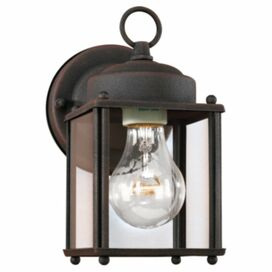 Carrie Indoor/Outdoor Wall Lantern