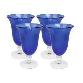 Iris Glass (Set of 4)