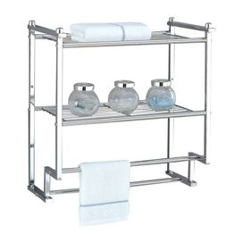 2-Tier Wall Rack