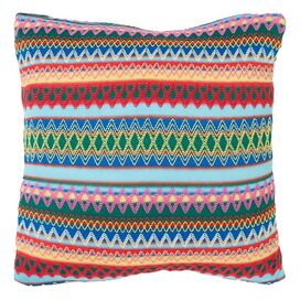 Mackenzie Reversible Pillow in Sky Blue (Set of 2)