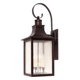 Jackson Indoor/Outdoor Wall Lantern