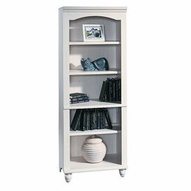 Hannah Bookcase in Distressed White