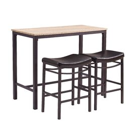 3-Piece Preston Pub Table Set