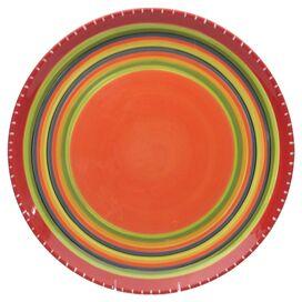 Hot Tamale Round Platter
