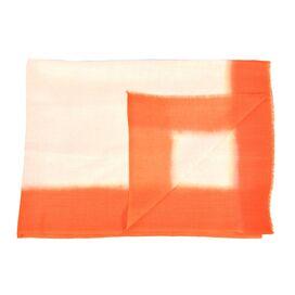 Nural Scarf in Orange