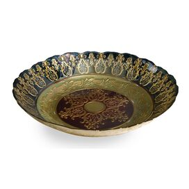 Bursa Glass Decorative Bowl