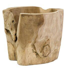 Rochelle Teak Vase