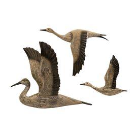 3-Piece Bird Wall Decor Set