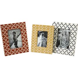 3-Piece Preston Picture Frame Set