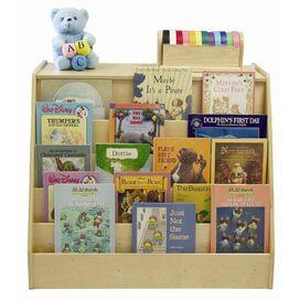 Book Display Storage Unit