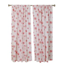 Dandelion Curtain Panel (Set of 2)