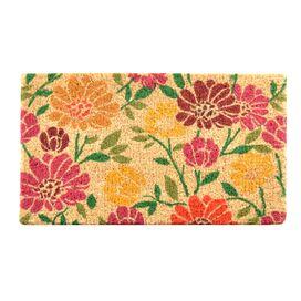 Spring Daisies Doormat