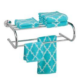 Wall-Mount Towel Rack