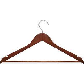 Wood Hanger in Cherry (Set of 24)