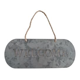 Welcome Garden Sign