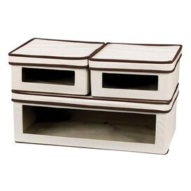 3-Piece Hartford Storage Box Set