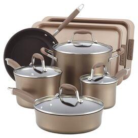 Anolon 11-Piece Advanced Cookware Set