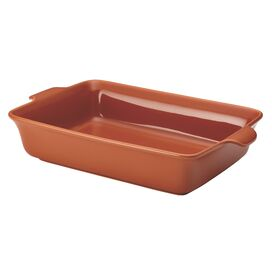 Anolon Baking Pan in Persimmon Orange