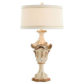 "Hastings 30.5"" H Table Lamp with Empire Shade"