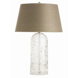 "Fresno 27.5"" H Table Lamp with Empire Shade"