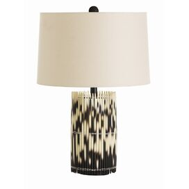 "Esparto 24"" H Table Lamp with Empire Shade"