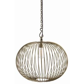 Grayer 1 Light Globe Pendant
