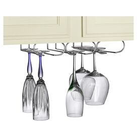 Under-Shelf Stemware Rack