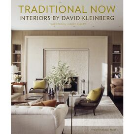 Traditional Now: Interiors, David Kleinberg