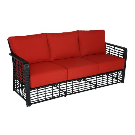 Melrose Sofa with Cushions